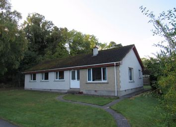 Thumbnail 4 bed detached bungalow for sale in Cherry Park, Balloch, Inverness