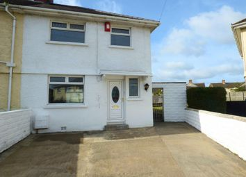 Thumbnail 3 bed semi-detached house to rent in Tyrisha Avenue, Grovesend, Swansea