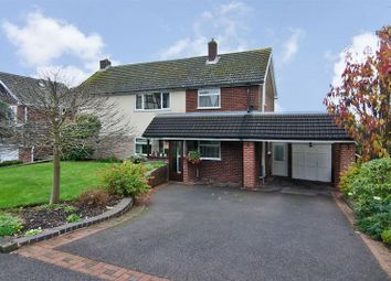Thumbnail 3 bed detached house for sale in Hayfield Hill, Cannock Wood, Rugeley