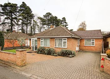 Thumbnail 3 bed detached bungalow for sale in Centre Drive, Newmarket