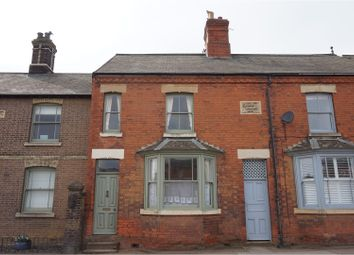 Thumbnail 4 bed terraced house for sale in Barleythorpe Road, Oakham