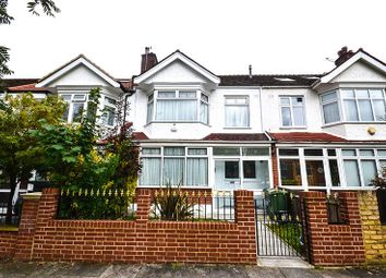 Thumbnail 3 bed terraced house to rent in Thornton Road, London
