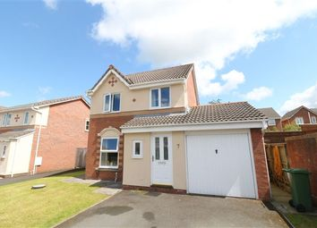 Thumbnail 3 bed detached house for sale in Curlew Walk, Carlisle, Cumbria