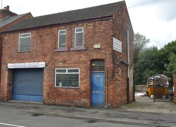 Thumbnail Light industrial for sale in Digby Street, Ilkeston