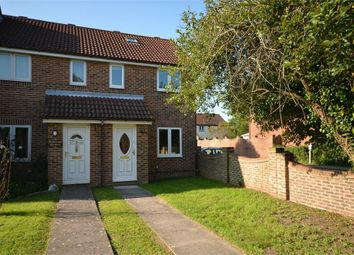 Thumbnail 2 bed end terrace house to rent in Repton Gardens, Hedge End, Southampton, Hampshire