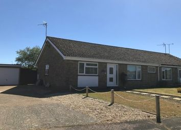 Thumbnail 2 bed bungalow to rent in The Close, Docking, King's Lynn