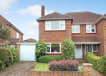 Thumbnail 3 bed semi-detached house for sale in Havers Avenue, Hersham, Walton-On-Thames, Surrey