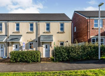Thumbnail 2 bed semi-detached house for sale in Ty Canol, Carway, Llanelli