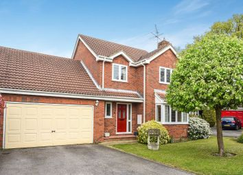 Thumbnail 4 bedroom detached house for sale in Lutterworth Close, Bracknell, Berkshire