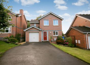Thumbnail 4 bed detached house for sale in Periwood Close, Sheffield