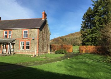 Thumbnail 3 bedroom semi-detached house for sale in Llanwrda