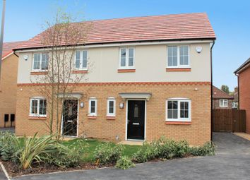 Thumbnail 3 bed semi-detached house to rent in 34 Oleander Way, Weaver