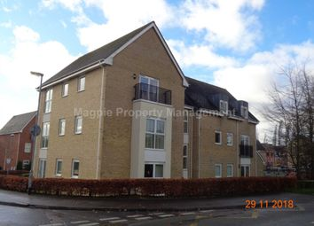 Thumbnail 2 bed flat to rent in Linton Close, Eaton Socon, St. Neots