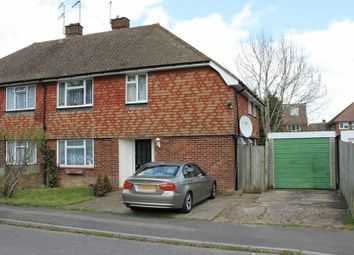 Thumbnail Room to rent in Riverside, Horley, Surrey