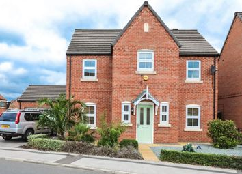Thumbnail 4 bed detached house for sale in Roebuck Chase, Wath-Upon-Dearne, Rotherham