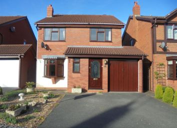 Thumbnail 4 bed detached house to rent in Great Western Way, Stourport-On-Severn