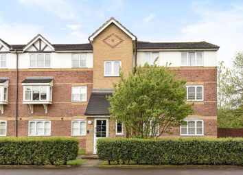 Thumbnail 2 bed flat for sale in Donald Wood Gardens, Surbition
