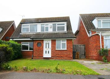 Thumbnail 3 bed detached house to rent in Downsway, Springfield, Chelmsford
