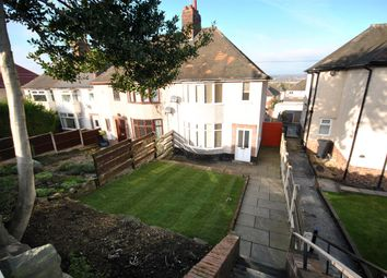 Thumbnail 3 bed semi-detached house to rent in Brimington Road, Chesterfield, Chesterfield