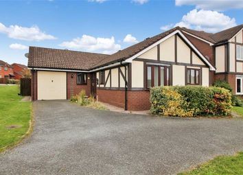 Thumbnail 3 bed detached bungalow for sale in Croxon Rise, Oswestry