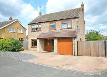 Thumbnail 4 bedroom detached house for sale in Knowle Close, Abington Vale, Northampton