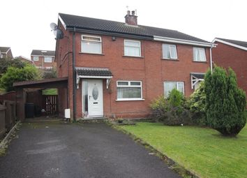 Thumbnail 3 bed semi-detached house for sale in Ferndale Road, Newtownabbey