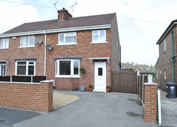 Thumbnail 2 bed semi-detached house to rent in King Edward Road, Tickhill, Doncaster
