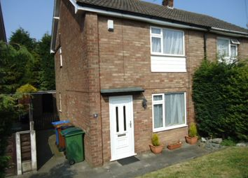 Thumbnail 2 bed semi-detached house to rent in Vale Close, Hazel Grove, Stockport