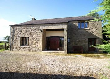 Thumbnail 4 bed barn conversion for sale in Back Lane, Whittingham, Preston