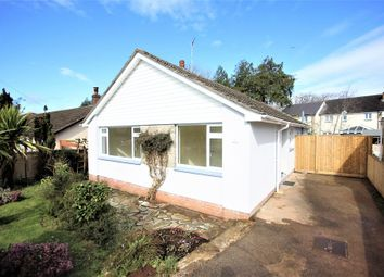 Thumbnail 3 bed detached bungalow for sale in Lang Way, Ipplepen, Newton Abbot