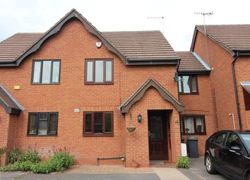 Thumbnail 2 bed town house for sale in Osterley Grove, Nuthall, Nottingham