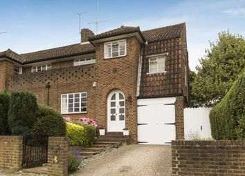 Thumbnail 5 bed property for sale in Deansway N2, Hampstead Garden Suburb