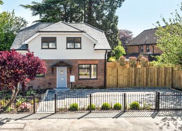 Thumbnail 3 bedroom detached house for sale in Blackbrook Lane, Bickley, Bromley