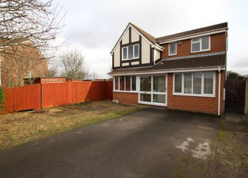 Thumbnail 4 bedroom detached house to rent in The Worthys, Bradley Stoke, Bristol