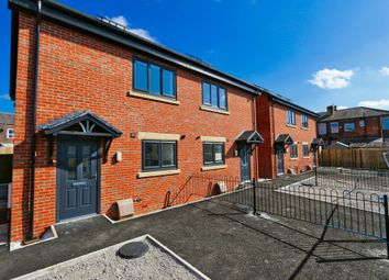 Thumbnail 3 bed semi-detached house for sale in Clifford Street, Eccles, Manchester
