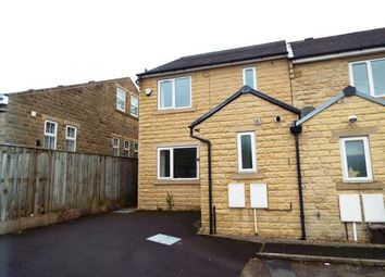 Thumbnail 3 bed end terrace house for sale in Keighley Road, Halifax, West Yorkshire