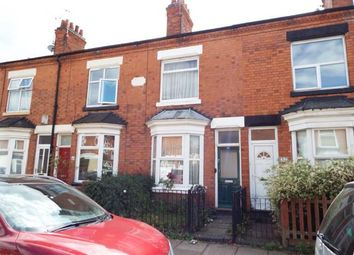Thumbnail 3 bed terraced house for sale in Danvers Road, Leicester, Leicestershire