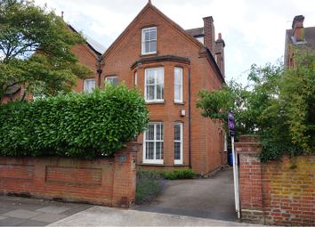 Thumbnail 5 bedroom semi-detached house for sale in Park Road, Ipswich