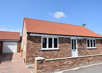 Thumbnail 2 bed detached bungalow for sale in Outgang Road, Pickering