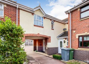 Thumbnail 1 bed terraced house for sale in Parliament Court, Thorpe St. Andrew, Norwich