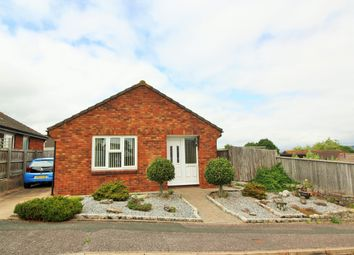 Thumbnail 2 bed detached bungalow for sale in Oak Ridge, Alphington, Exeter