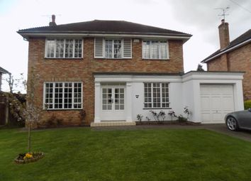Thumbnail 4 bedroom detached house for sale in Northbrook Drive, Northwood