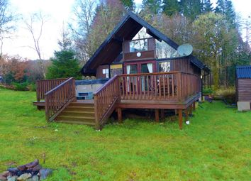 Thumbnail 3 bed property for sale in 22 Iona Chalet, Dalavich, Taynuilt
