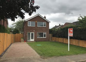 Thumbnail 3 bed detached house for sale in Gorse Hill Lane, Caythorpe, Grantham