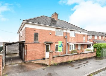 Thumbnail 4 bed semi-detached house for sale in Croft Crescent, Awsworth, Nottingham