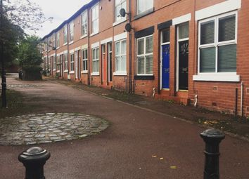 Thumbnail 2 bed terraced house to rent in Evans Street, Salford
