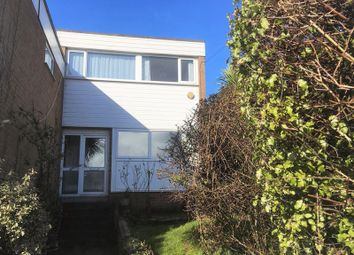 Thumbnail 3 bed end terrace house for sale in Crownhill Rise, Chelston, Torquay