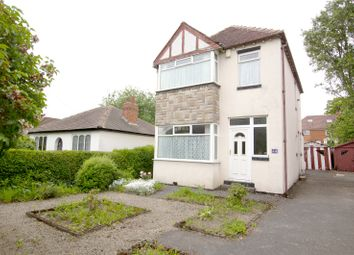 Thumbnail 3 bed detached house for sale in Fearnville Terrace, Leeds