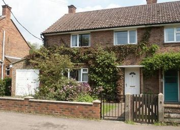 Thumbnail 4 bed semi-detached house to rent in Horsefair Lane, Odell