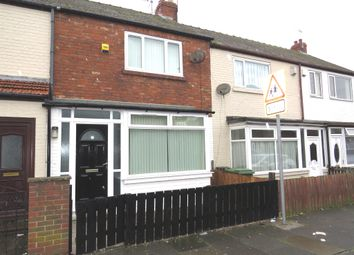 3 bed terraced house for sale in Milbank Road, Hartlepool TS24